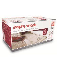 Morphy Richards 600001 Single Under Blanket