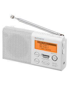 Sony XDR-P1DBPW Portable DAB Radio