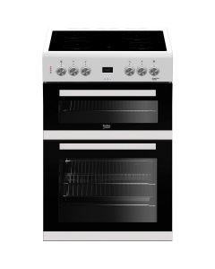 Beko EDC633W Freestanding Cooker