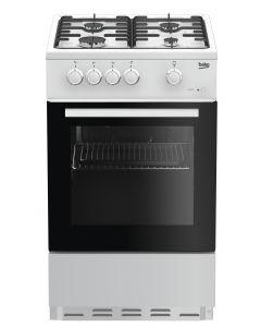Beko ESG50W Gas Cooker