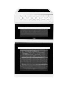 Beko EDVC503W Electric Cooker