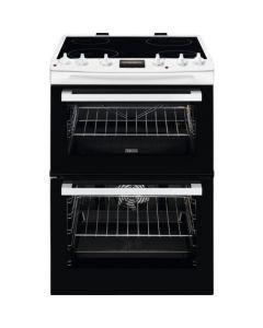 Zanussi ZCV66078WA Freestanding Cooker