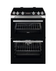 Zanussi ZCV66078XA Freestanding Cooker