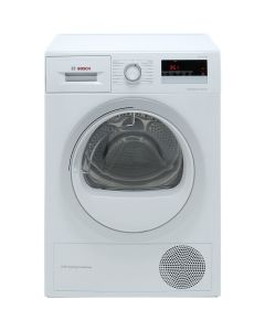 Bosch WTW85231GB 8kg Heat Pump Condenser Dryer