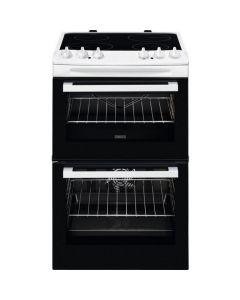 Zanussi ZCV46050WA Electric Cooker