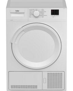 Beko DTLCE80041W 8kg Condenser Tumble Dryer