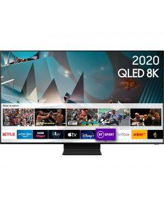 """Samsung QE65Q800T 65"""" QLED 8K Ultra HD TV"""