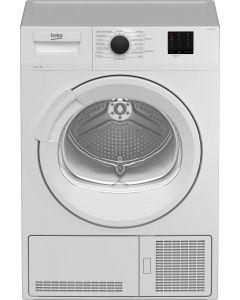 Beko DTLCE80121W 8KG Condenser Tumble Dryer