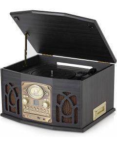 itek I60019G 5-in-1 Classic Music System