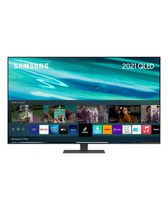 "Samsung QE55Q80A 55"" QLED 4K Ultra HD TV"