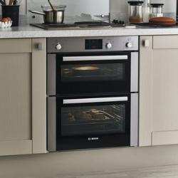 Built Under Double Oven