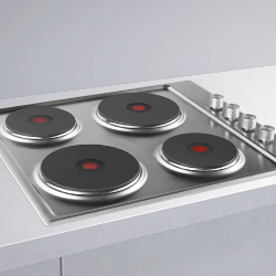 Electric Hobs - Solid Plate